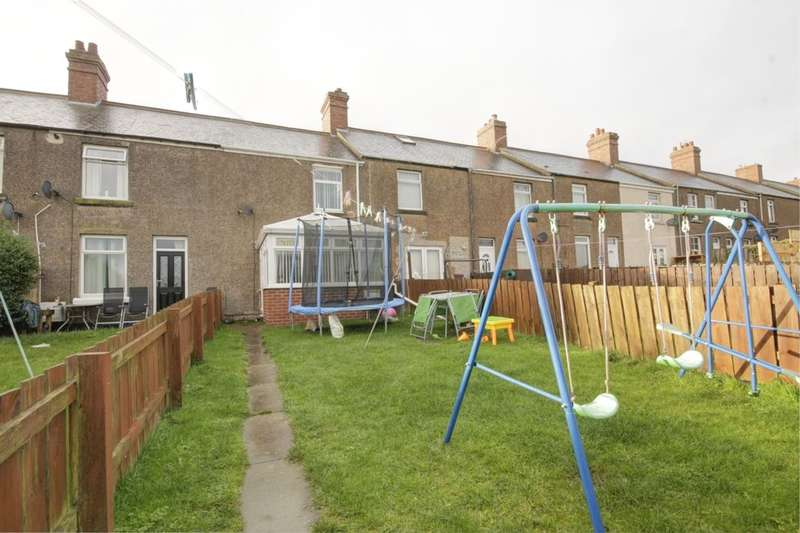 3 Bedrooms Property for sale in Percy Terrace, Delves Lane, Consett, DH8