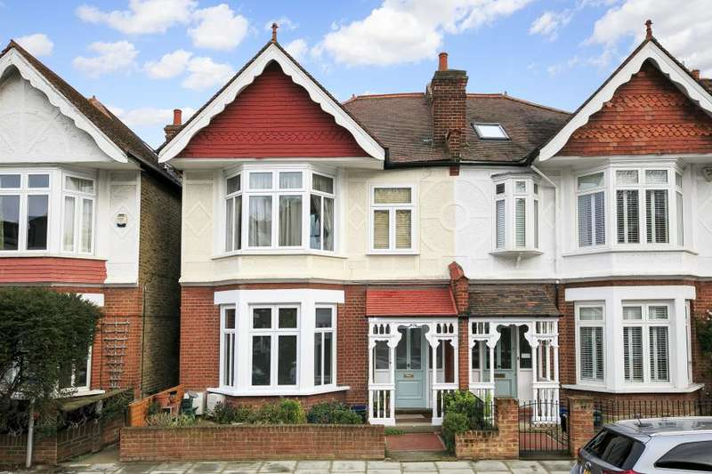 2 Bedrooms Apartment Flat for sale in Old Deer Park Gardens, Richmond