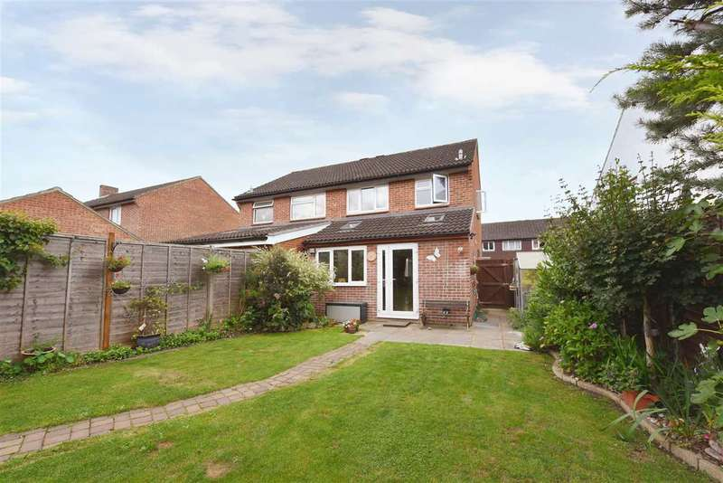3 Bedrooms Semi Detached House for sale in TALLAND ROAD, TITCHFIELD COMMON