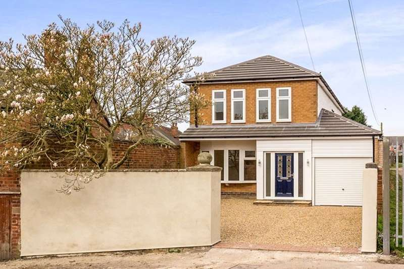 3 Bedrooms Detached House for sale in Eastwood Road, Kimberley, Nottingham, NG16