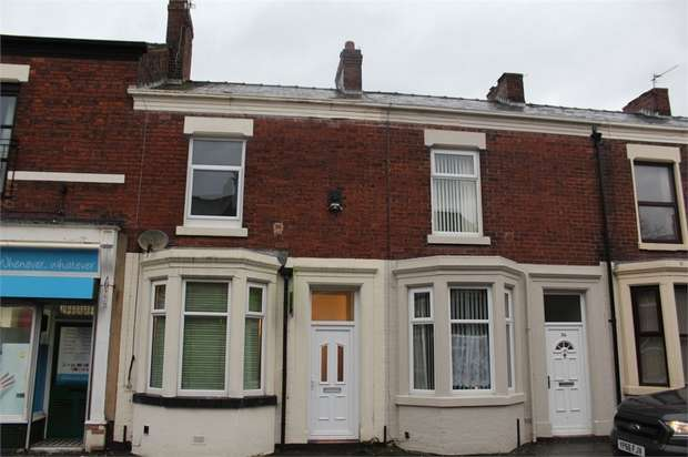 2 Bedrooms Terraced House for sale in Wellington Road, Ashton-on-Ribble, Preston, Lancashire
