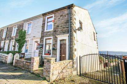 3 Bedrooms End Of Terrace House for sale in Higher Bank Street, Blackburn, Lancashire, ., BB2