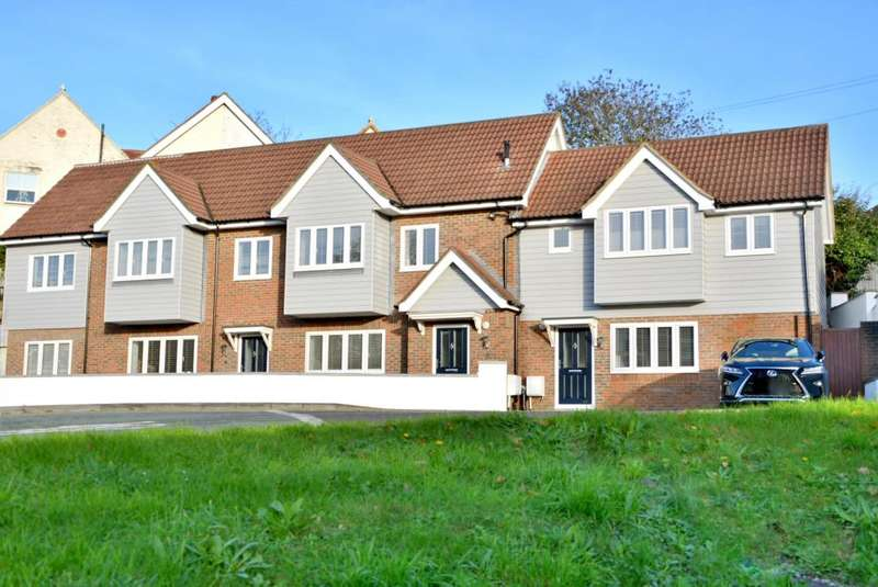 2 Bedrooms End Of Terrace House for sale in Parkstone, Poole, BH14