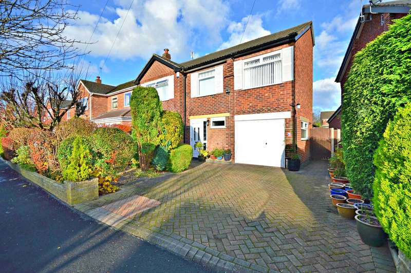 4 Bedrooms Detached House for sale in Longmeadow, Cheadle Hulme