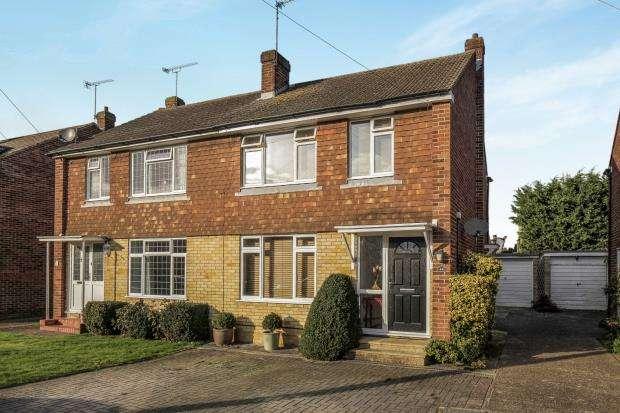 4 Bedrooms House for sale in Byfleet, Surrey