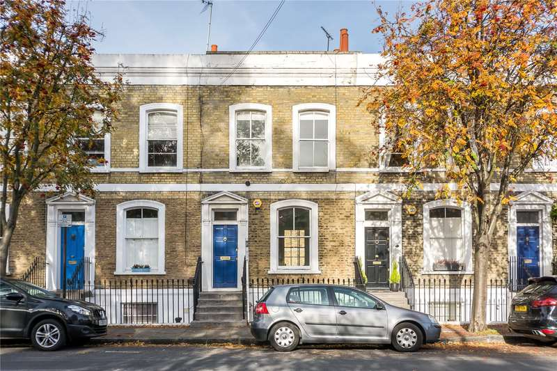 2 Bedrooms Terraced House for sale in St. Paul Street, London, N1