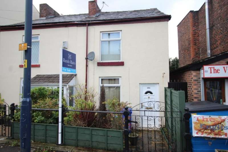 2 Bedrooms Terraced House for sale in Haughton Green Road, Denton, Manchester, M34