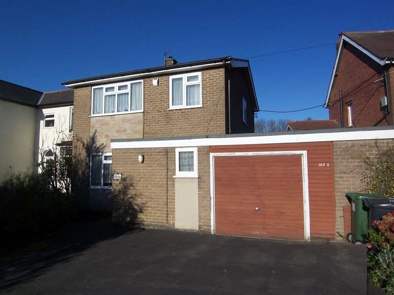 3 Bedrooms Detached House for sale in Heanor Road, Smalley