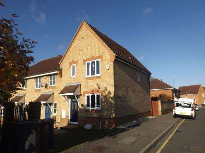 3 Bedrooms End Of Terrace House for sale in Chafford Hundred, Grays