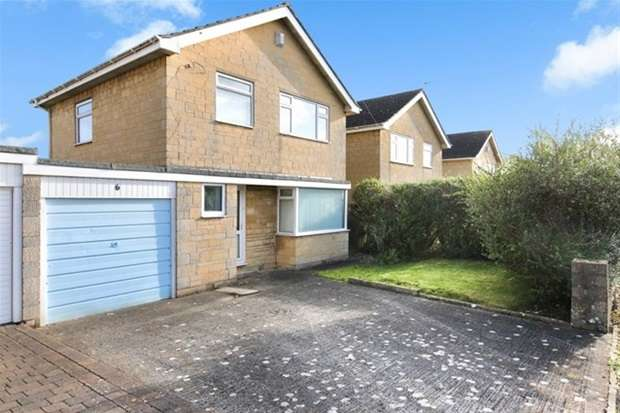 3 Bedrooms Link Detached House for sale in Lilly Batch, Frome