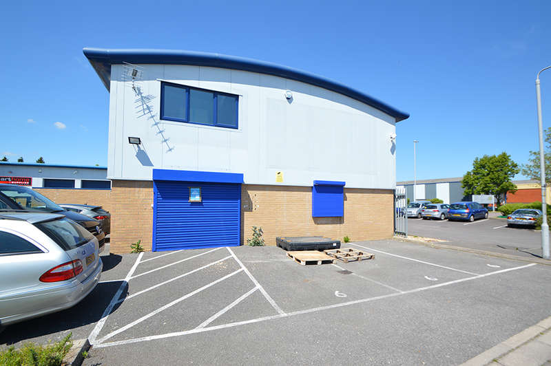 Warehouse Commercial for rent in 6-8 Rexel Court, Franks Way, Poole, BH12 3LN