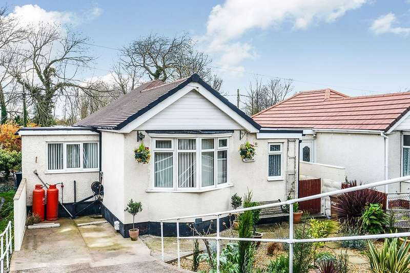 2 Bedrooms Detached Bungalow for sale in Mostyn Road, Gronant, Prestatyn, LL19