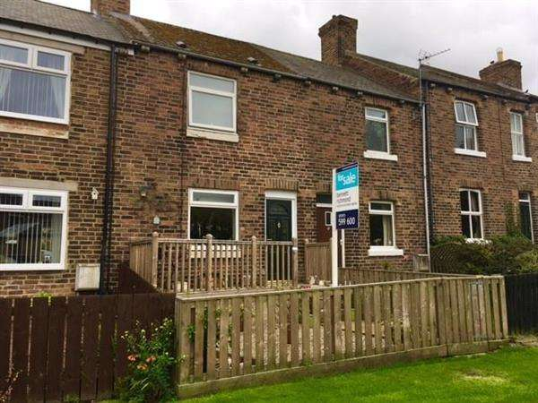 2 Bedrooms Terraced House for sale in Victoria Terrace, Lanchester