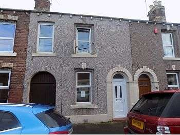 2 Bedrooms Terraced House for sale in East Nelson Street, Carlisle, CA2 5EJ