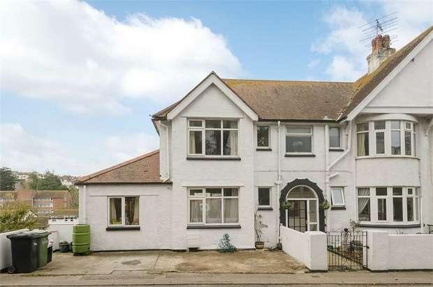 6 Bedrooms Semi Detached House for sale in Roundham Road, Paignton, Devon