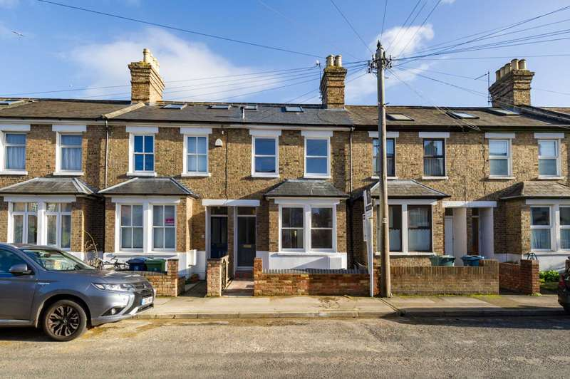 4 Bedrooms Terraced House for sale in Marlborough Road, Grandpont