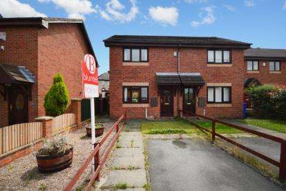 2 Bedrooms Semi Detached House for sale in Kinder Gardens, Sheffield, South Yorkshire