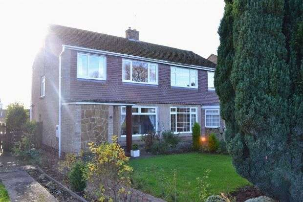 3 Bedrooms Semi Detached House for sale in Northampton Road, Roade, Northampton NN7 2PF