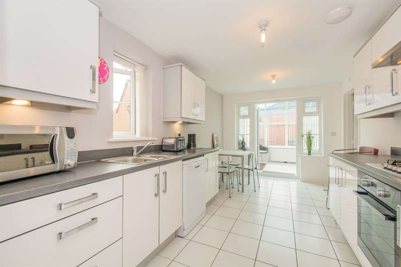 4 Bedrooms End Of Terrace House for sale in Brunel Court, Radyr, Cardiff