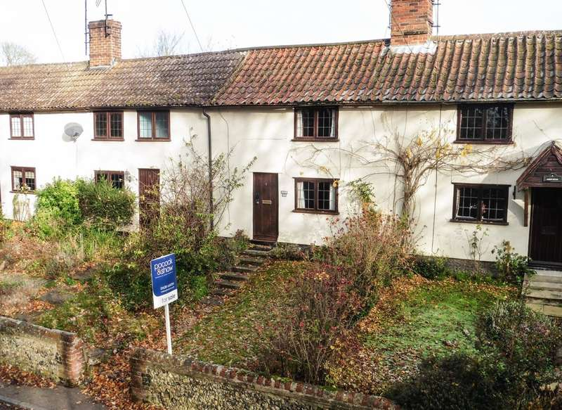 2 Bedrooms Cottage House for sale in The Street, Lidgate