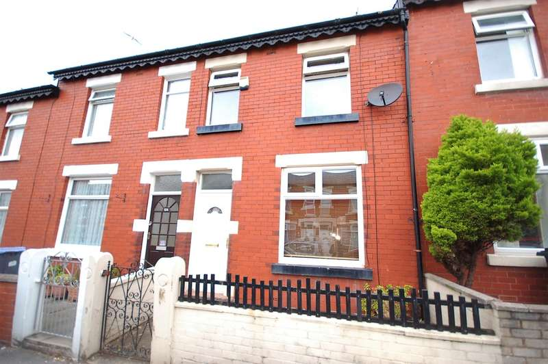 2 Bedrooms Terraced House for sale in Cunliffe Road, Blackpool