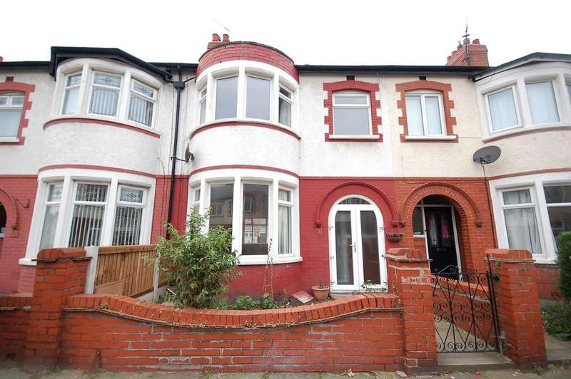 5 Bedrooms Terraced House for sale in Orchard Avenue, Blackpool