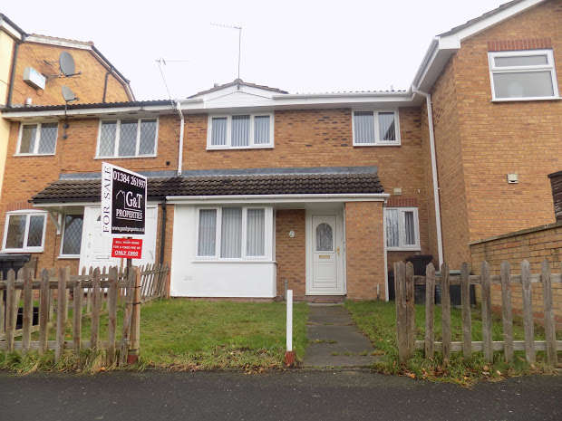 2 Bedrooms Terraced House for sale in Dadford View, Brierley Hill, DY5
