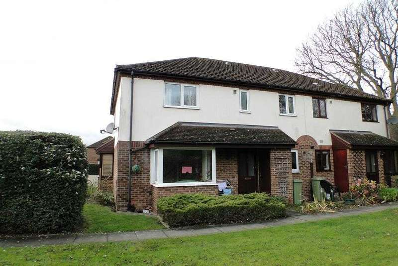 2 Bedrooms Cluster House for rent in Studley Knapp, Milton Keynes