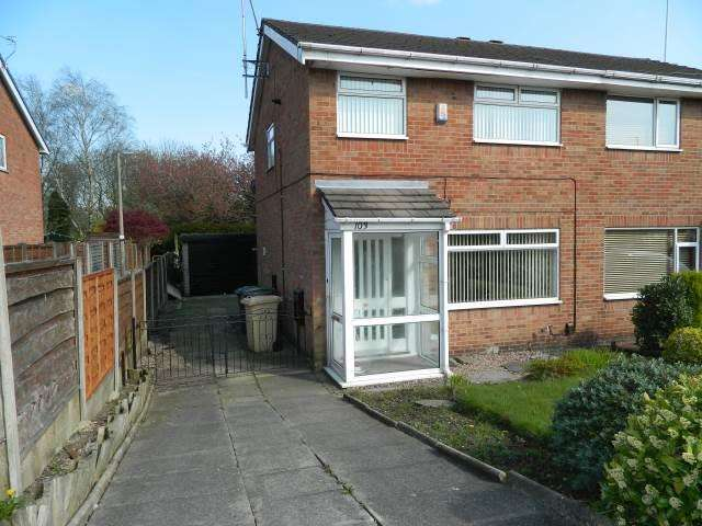 3 Bedrooms House for rent in Tetbury Drive, Bolton, BL2