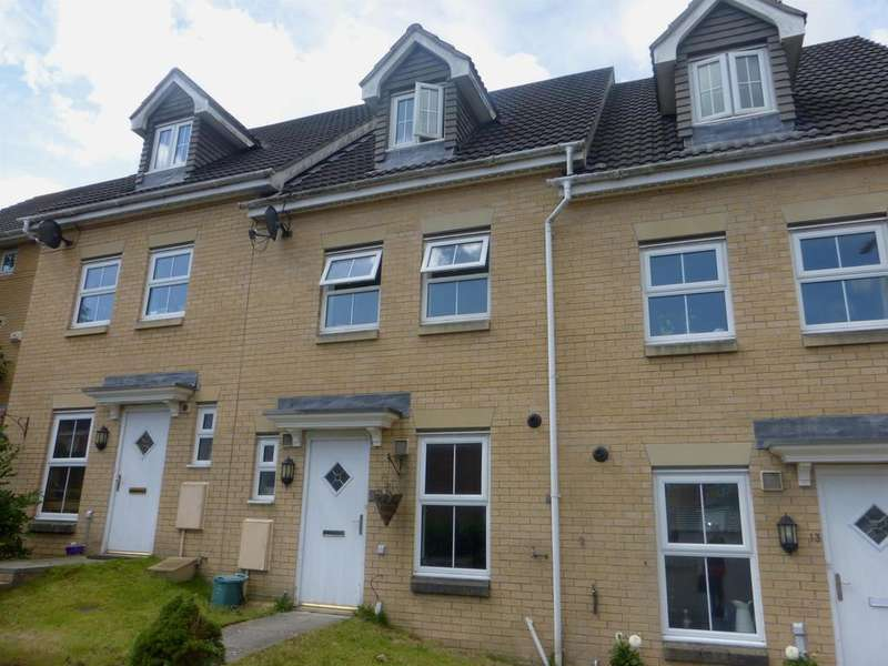 3 Bedrooms Town House for sale in St Davids Heights, Miskin, Pontyclun