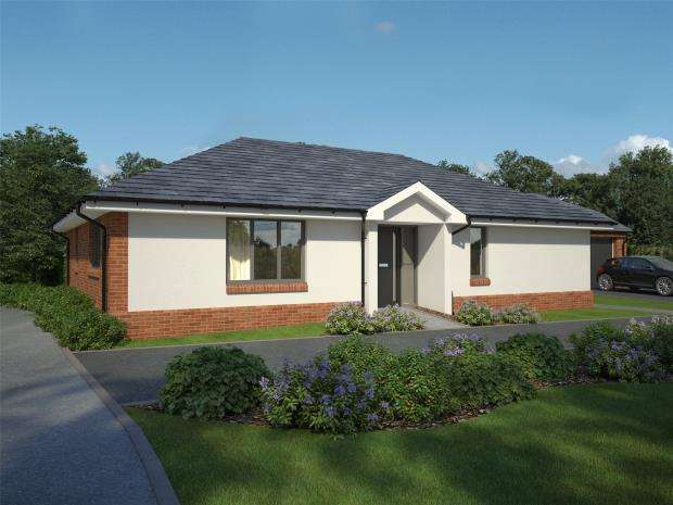 3 Bedrooms Detached Bungalow for sale in Moonhill Copse, West Clyst, Exeter, Devon