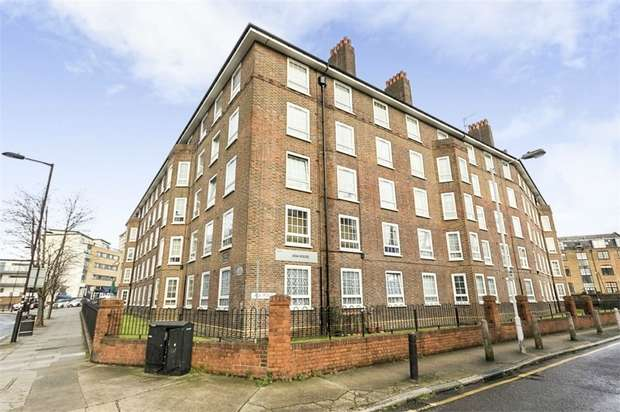 3 Bedrooms Flat for sale in Ada Place, London