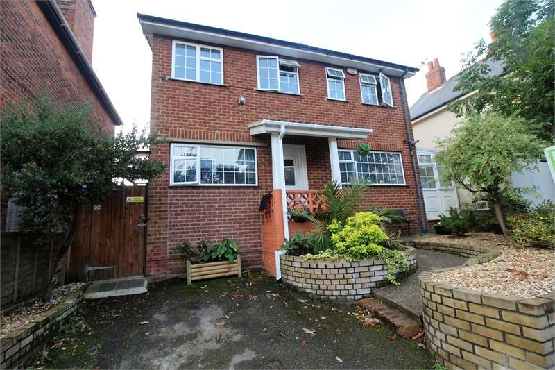3 Bedrooms Detached House for sale in Westbourne Terrace, READING, Berkshire