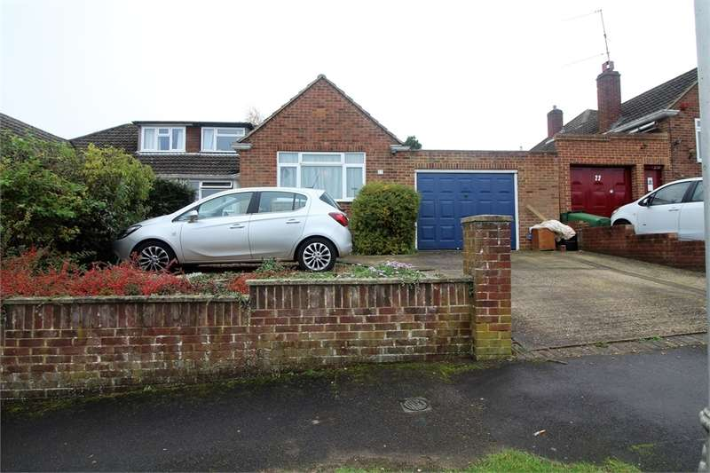 4 Bedrooms Semi Detached House for sale in Juniper Way, Tilehurst, READING, Berkshire