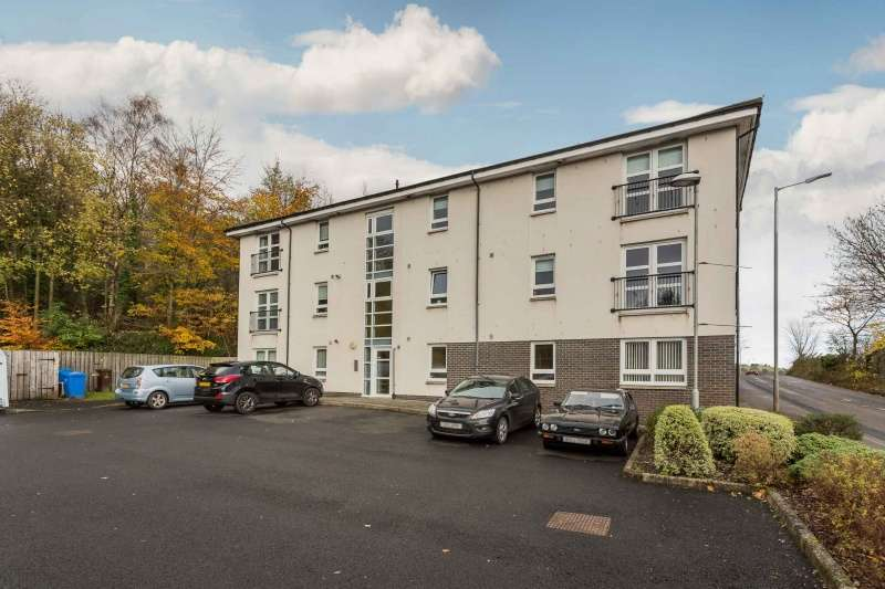 2 Bedrooms Flat for sale in Littlemill Court, Bowling, West Dunbartonshire, G60 5BP