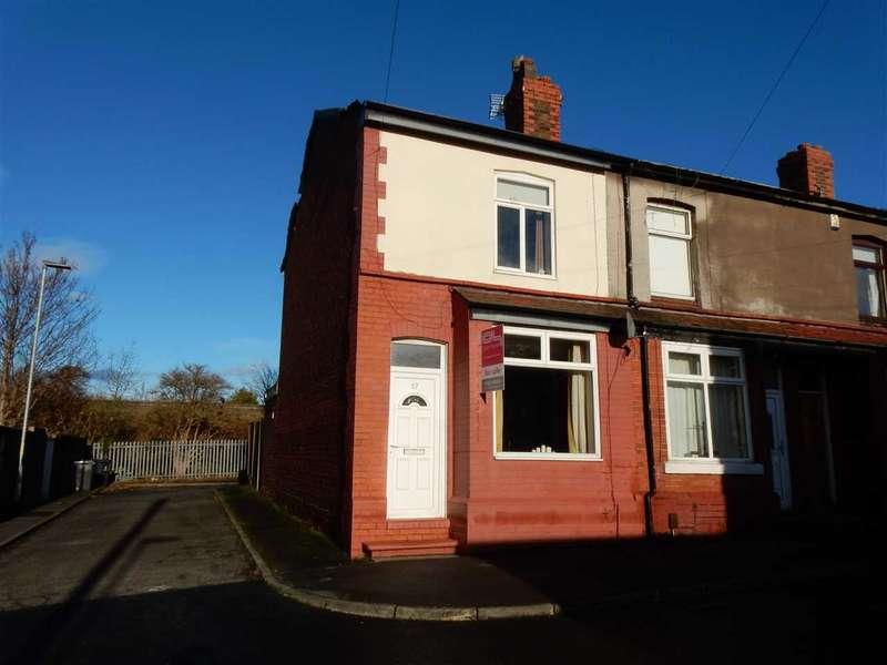 2 Bedrooms End Of Terrace House for sale in Ripley Street, Warrington