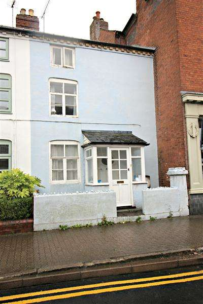 3 Bedrooms Terraced House for sale in Homend, Ledbury