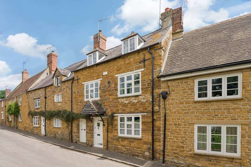 4 Bedrooms Cottage House for sale in Philcote Street, Deddington, Banbury
