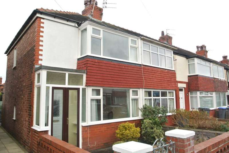 2 Bedrooms End Of Terrace House for sale in Willowbank Avenue, Blackpool, FY4 3NB