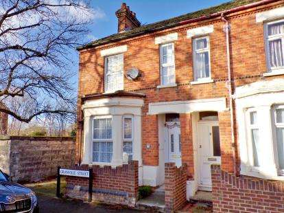 3 Bedrooms End Of Terrace House for sale in Granville Street, Bedford, Bedfordshire