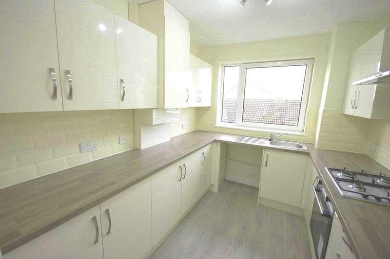 2 Bedrooms Flat for sale in Ettrick Way Renfrew,Renfrewshire, PA4 0YB