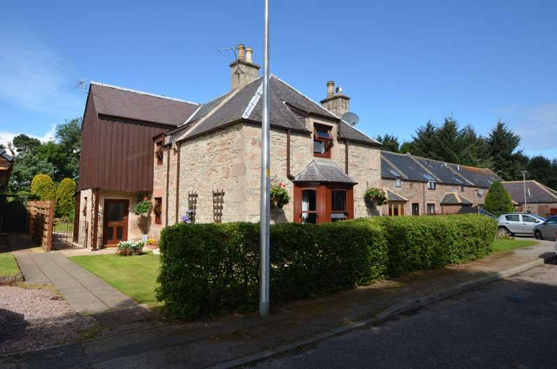 4 Bedrooms Semi Detached House for rent in Achareidh Steadings, Nairn