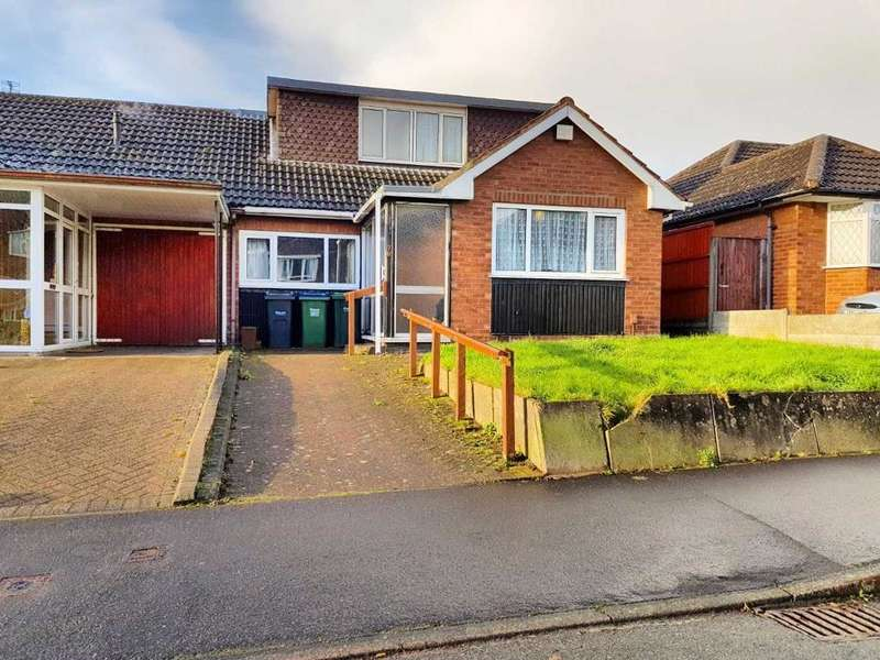 6 Bedrooms Semi Detached Bungalow for sale in ANDREW ROAD, WEST BROMWICH, WEST MIDLANDS, B71 3QG