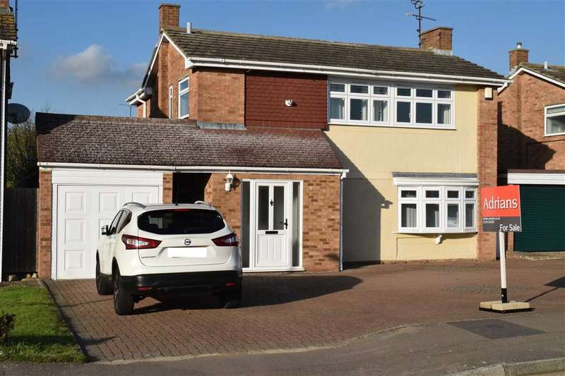 4 Bedrooms Detached House for sale in Arun Close, Old Springfield, Chelmsford