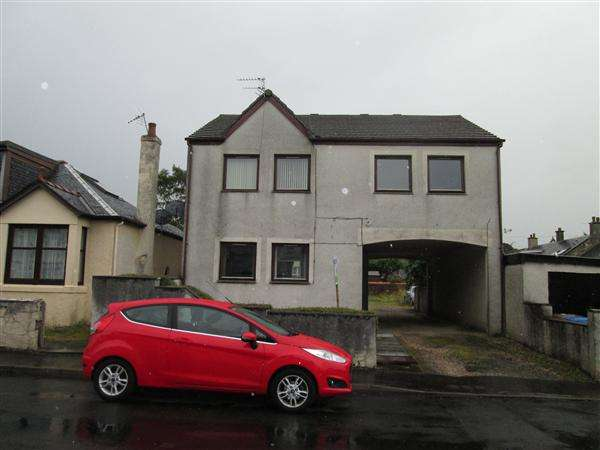 1 Bedroom Apartment Flat for rent in C, Hamilton Court, Kilwinning