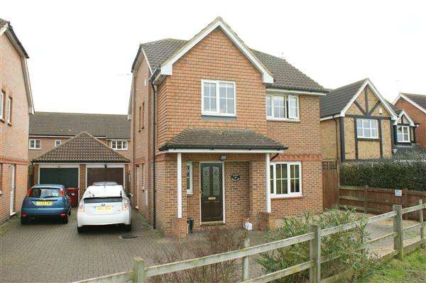 5 Bedrooms Detached House for sale in Duchess Street, Cippenham, Slough