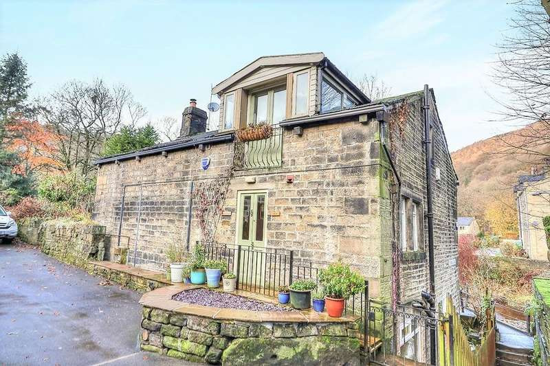 2 Bedrooms Semi Detached House for sale in Stubbing Square, Hebden Bridge, HX7