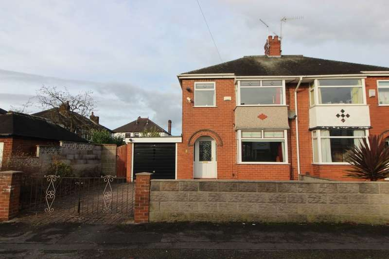 3 Bedrooms Semi Detached House for sale in Heath Place, Newcastle, ST5