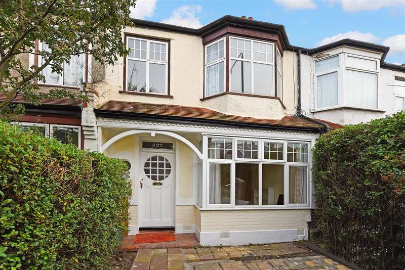 3 Bedrooms Terraced House for sale in Durnsford Road, Wimbledon Park