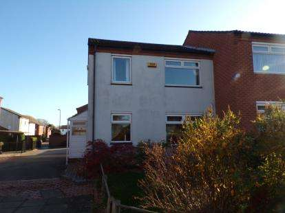3 Bedrooms Semi Detached House for sale in Garrett Grove, Nethergate, Nottingham, Nottinghamshire
